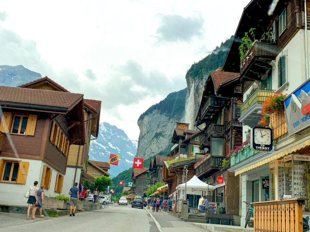 Lauterbrunnen - Places to visit in Switzerland