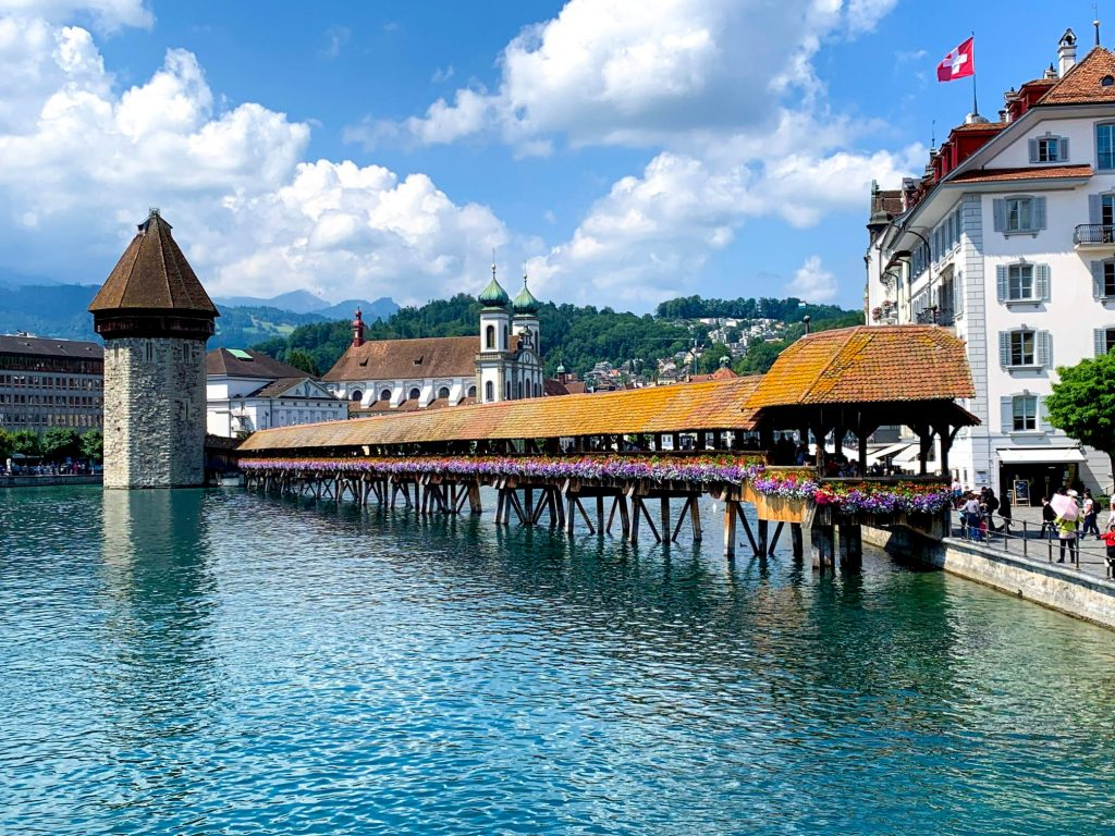 Lucerne - bucket list places in Switzerland