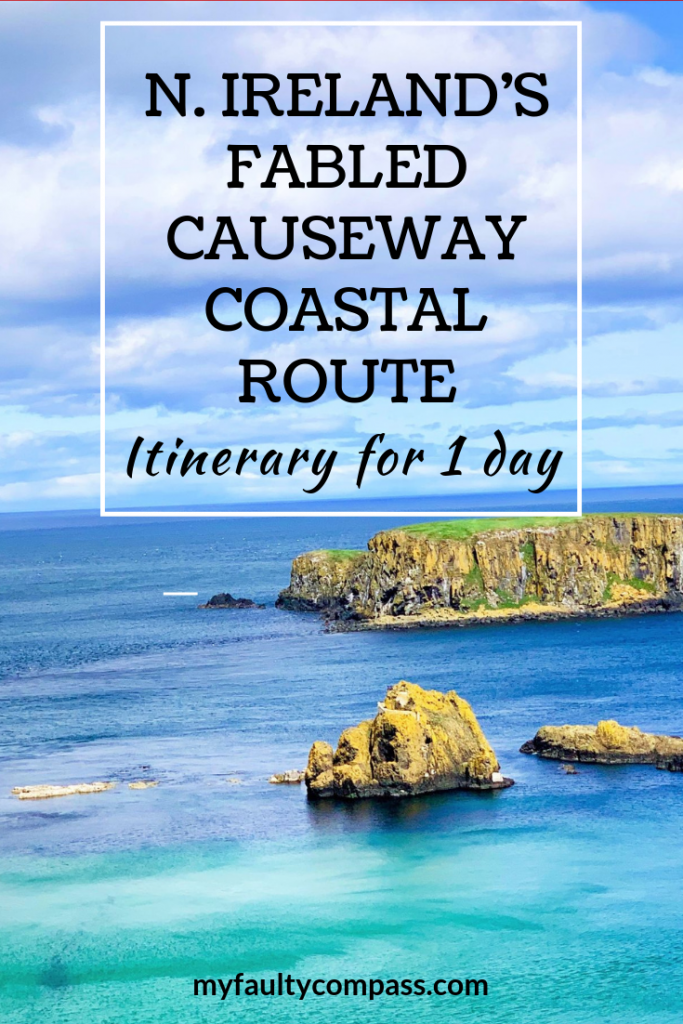 Pinterest - Causeway coastal drive itinerary 1 day