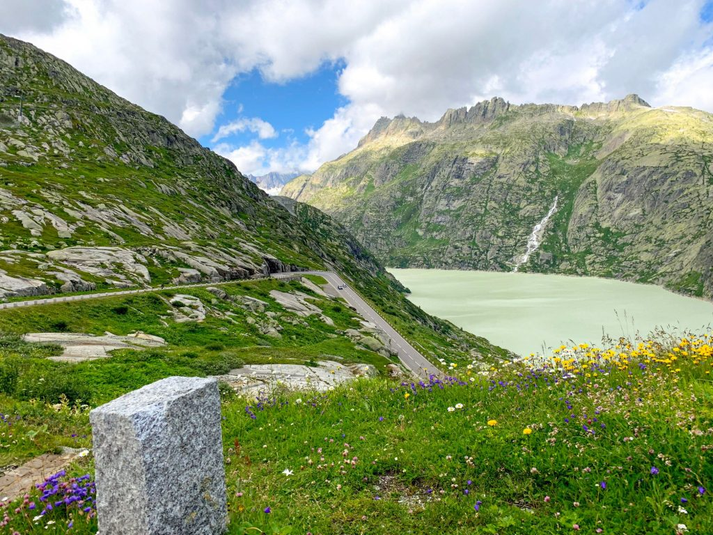 Grimsel Pass Switzerland