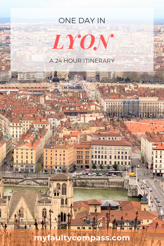 Lyon - one day itinerary