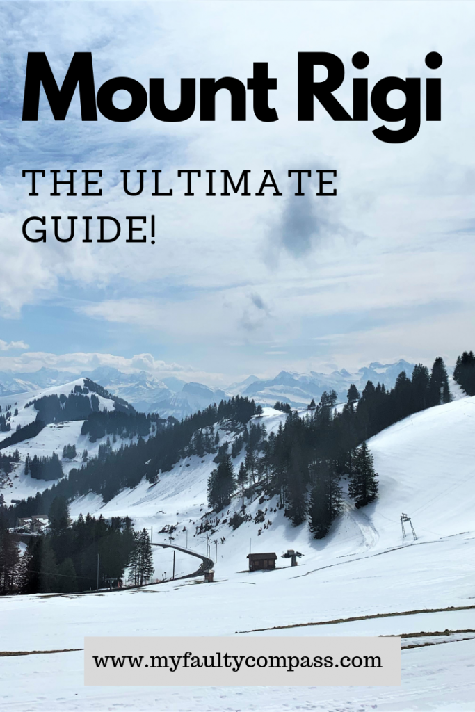 Mt Rigi - the perfect day trip from Lucerne