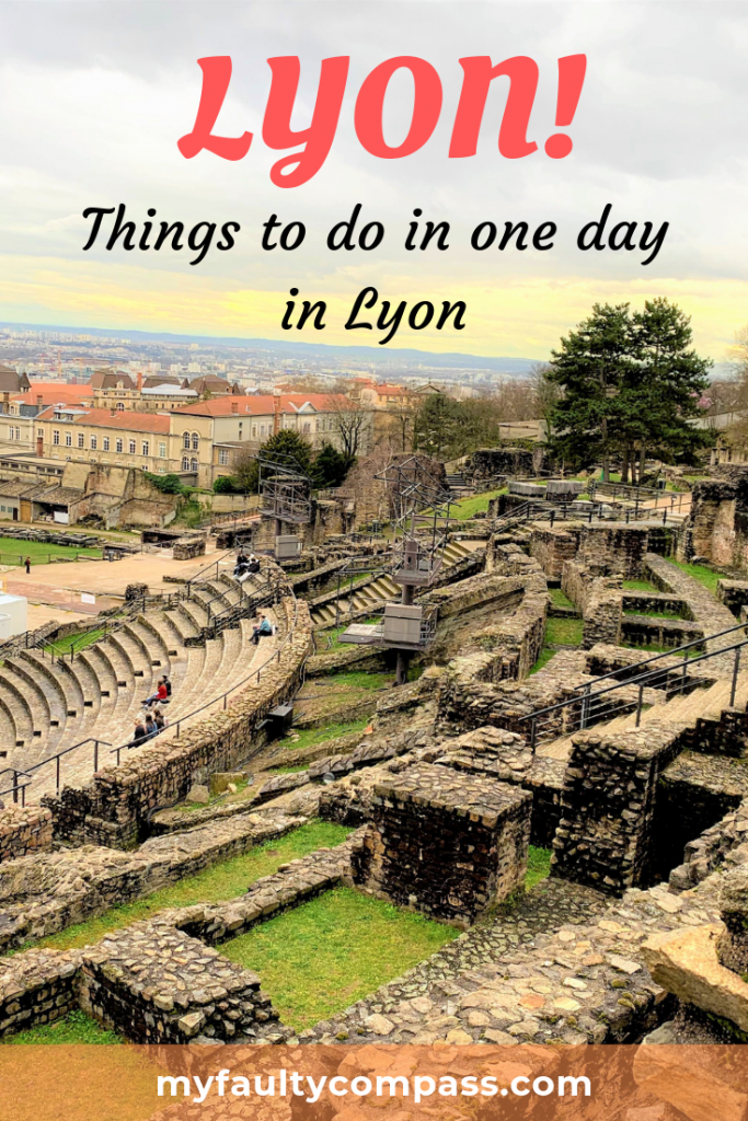 Lyon - things to do in 1 day in the city
