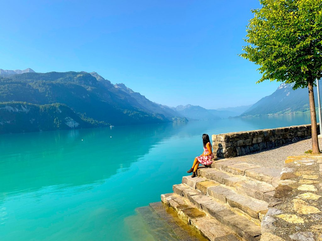 Brienz Lake - Best places to visit in Switzerland