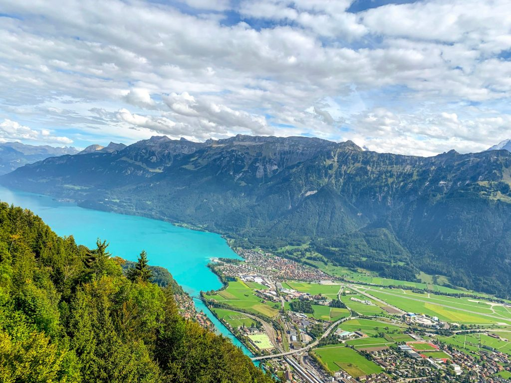 Harder Kulm - epic places to visit in Switzerland