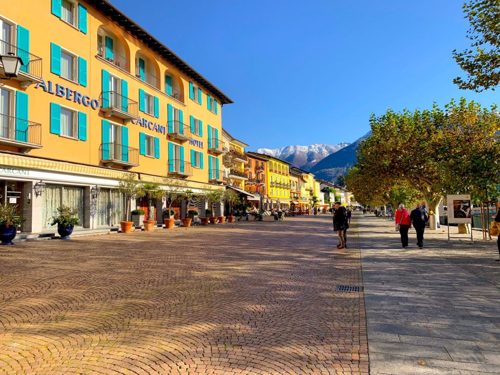 Ascona - where to visit in Switzerland