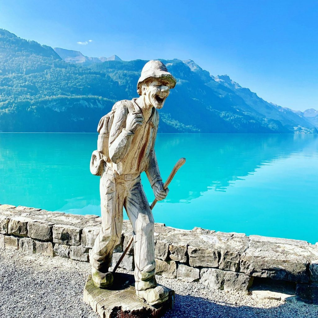 Brienz - best lakes to visit in Switzerland