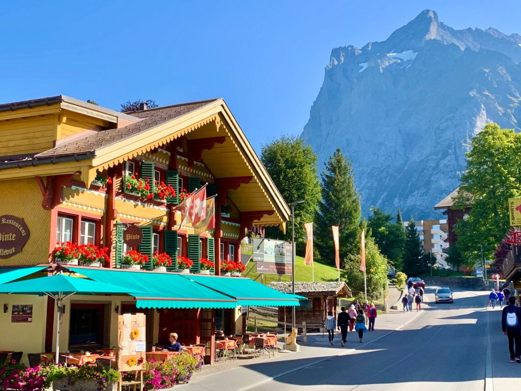 Grindelwald - One of the best places to stay in Switzerland