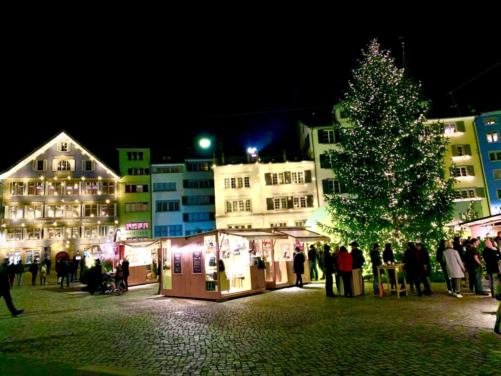 Christmas in Zurich is one of the best things to do