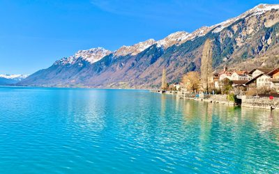 Lake Brienz – Switzerland's most idyllic lake!