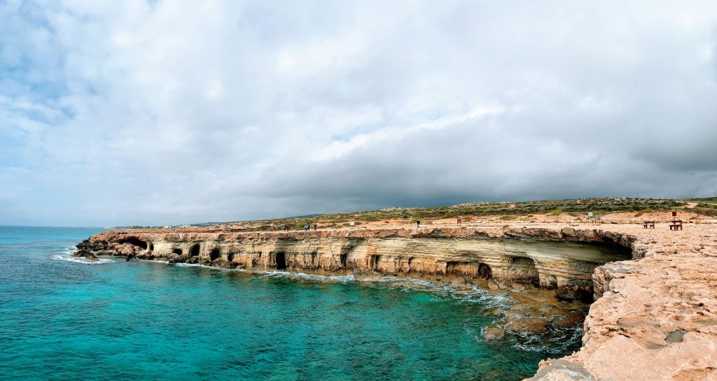 Cape Greco National Park is one of the best places to visit in Cyprus
