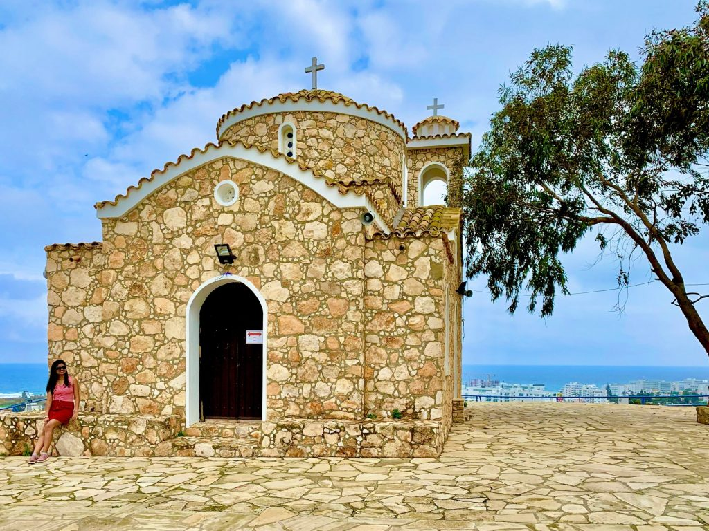 Church of St. Elias_Cyprus