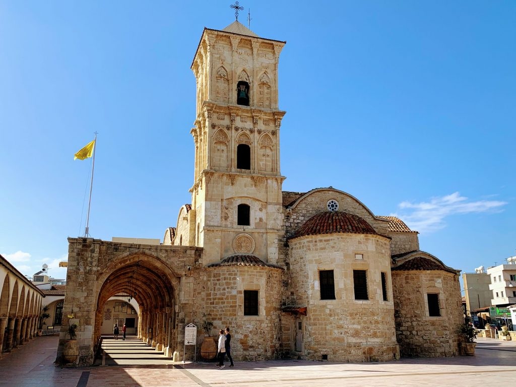 Byzantine Church of Saint Lazarus_Larnaca, Cyprus