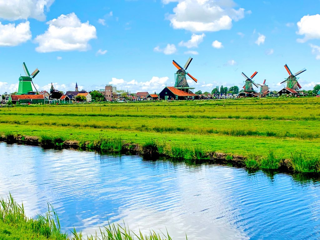 Zaanse Schans_The Netherlands