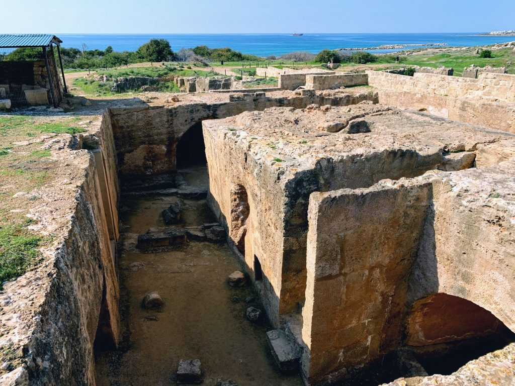 Tombs of the Kings_Cyprus