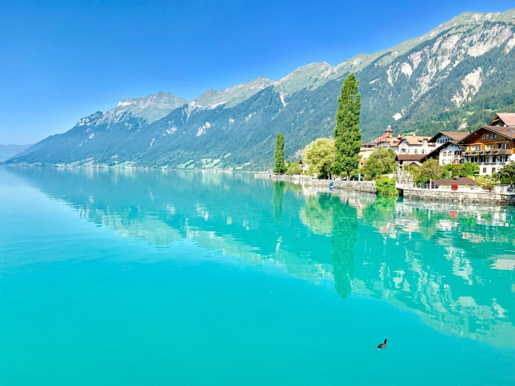 Brienz - Bachalpsee - stunning off beat, non touristy places in Switzerland