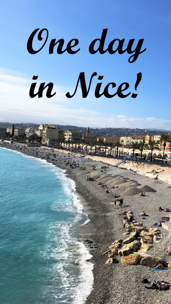 One day in Nice