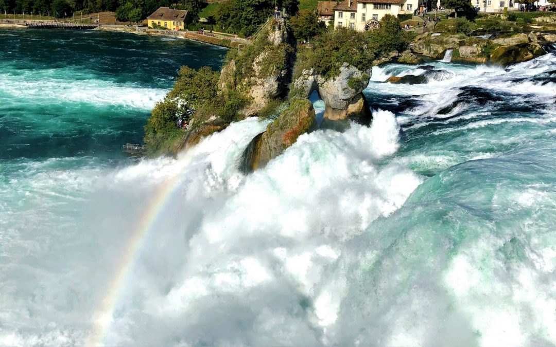 Rhine Falls – The complete guide to visiting the magnificent falls