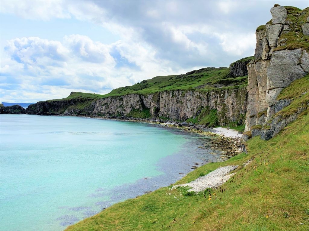 Carrick-a-rede; Causeway Coastal route itinerary