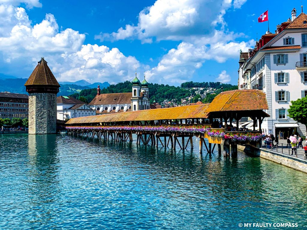 Lucerne - Switzerland 5 day itinerary