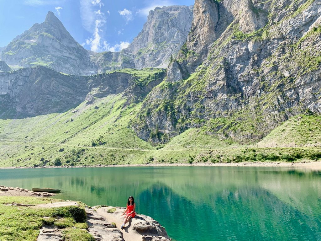 Bannalpsee - things to do, including boating