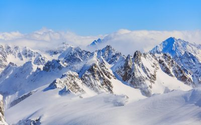 Mount Titlis, Switzerland – A breathtaking glacial paradise
