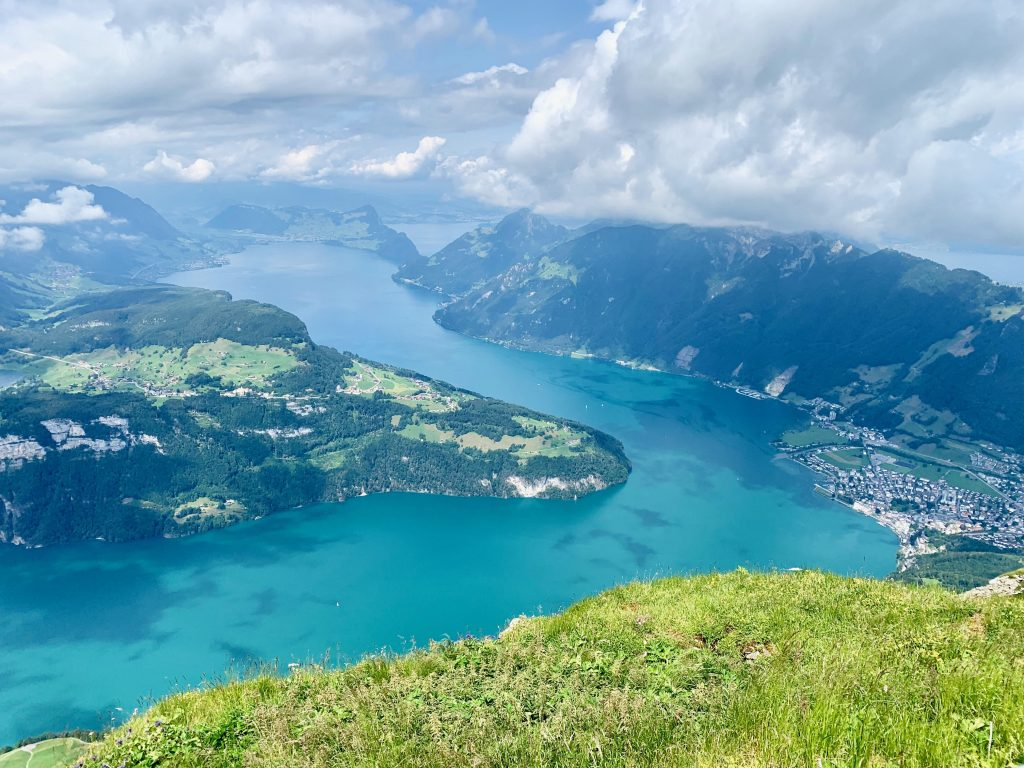 Lake Lucerne - Switzerland's most famous lake